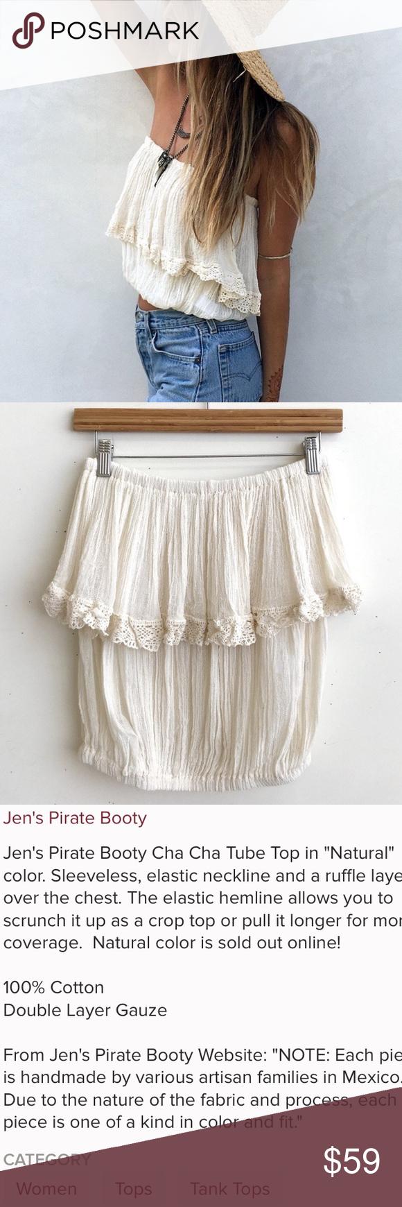 🌼 jen's pirate booty 🌼 cha cha top in off white | cha cha, free