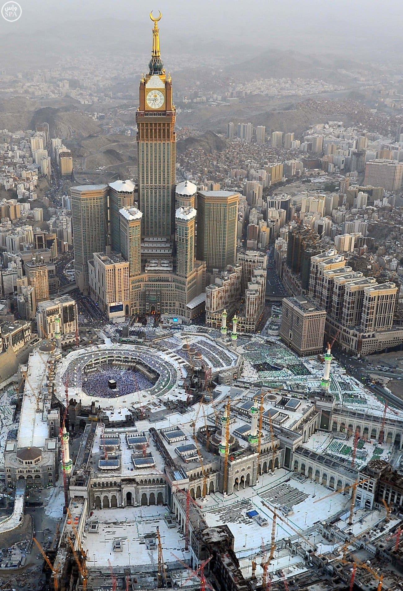 بالصور مشهد روحاني لـ المسجد الحرام عند الغروب In 2021 Mecca Hotel Phoenix Wallpaper Islamic Pictures