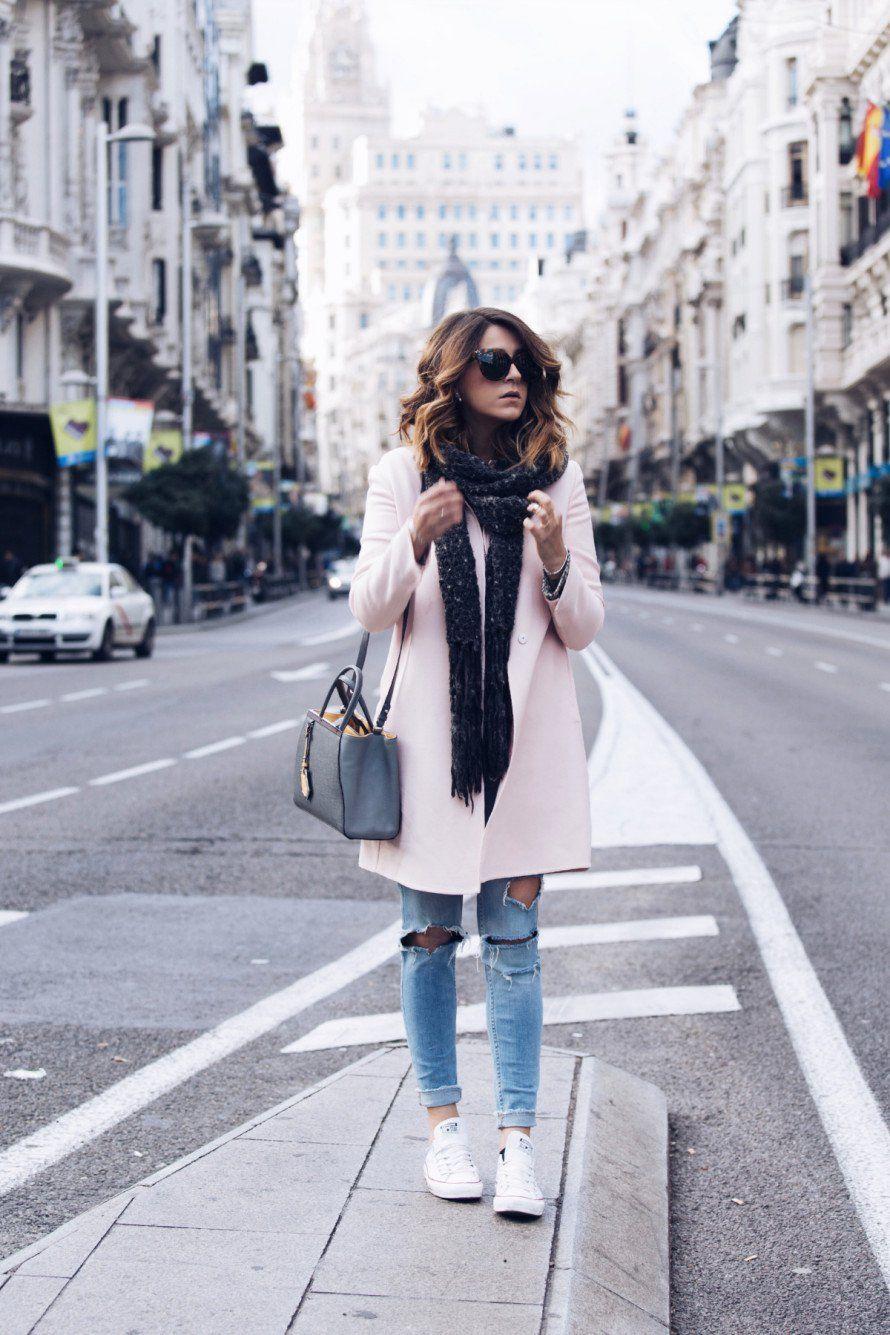 converse abrigo mujer