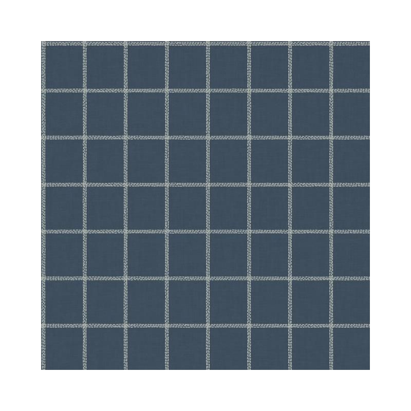 Psw1024rl Magnolia Home Vol Ii Plaid Blue Peel And Stick Wallpaper In 2020 Peel And Stick Wallpaper Magnolia Homes Shop Wallpaper