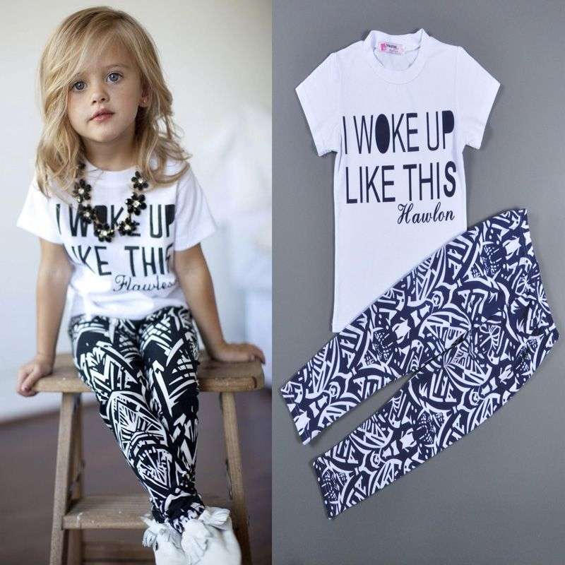Aliexpress.com : Buy 2015 Summer retail new 2 7 years girl ...