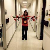 43 Ugly Christmas Sweater DIYs, die Ihre Freunde und Mitarbeiter LOL machen #ugl… Bebek Odası