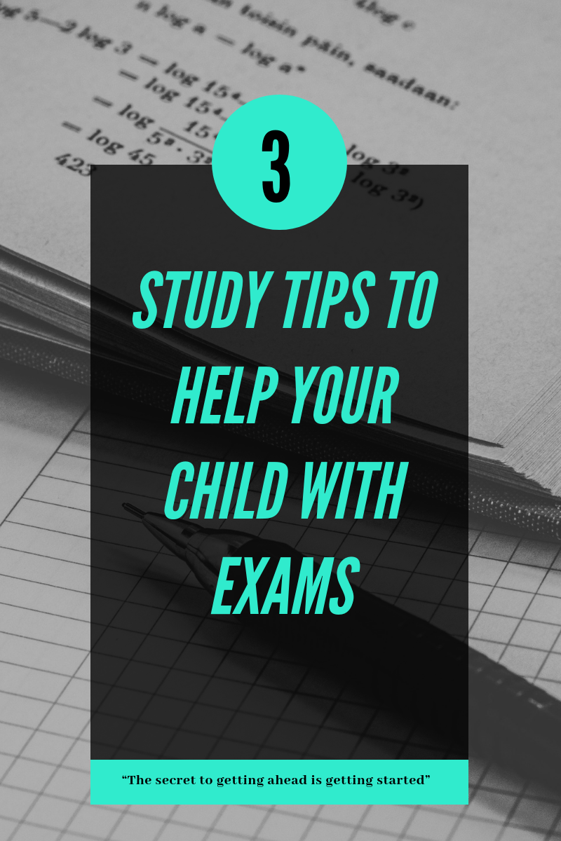 Study Tips to Help your Child with Exams Study tips