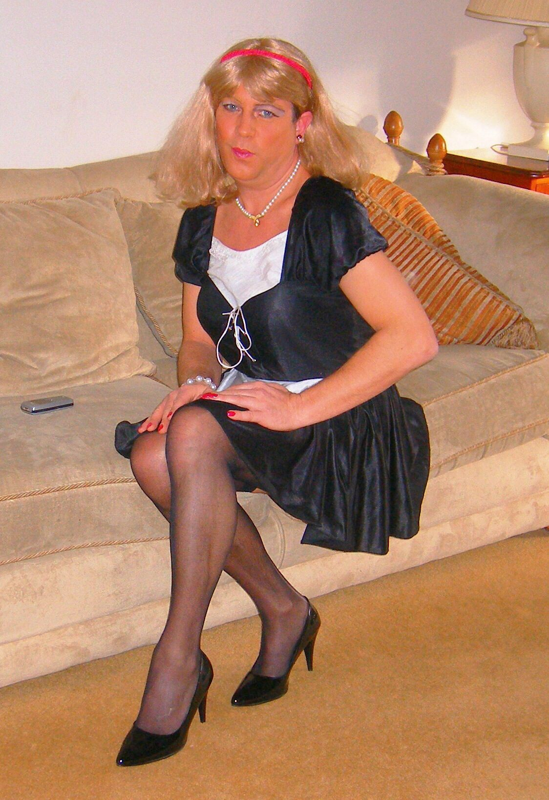 Tranny Maid Jo See More Of Me On Flickr