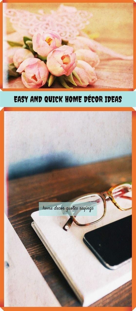 Easy And Quick Home Décor Ideas_160_20180617113526_26 #home Decor Stores In  Coimbatore, Home Design And Decor App Review, Pinterest #home Decou2026 | DIY  Homeu2026