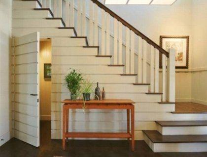 Пространство под лестницей в загородном доме идеи. +14 ...