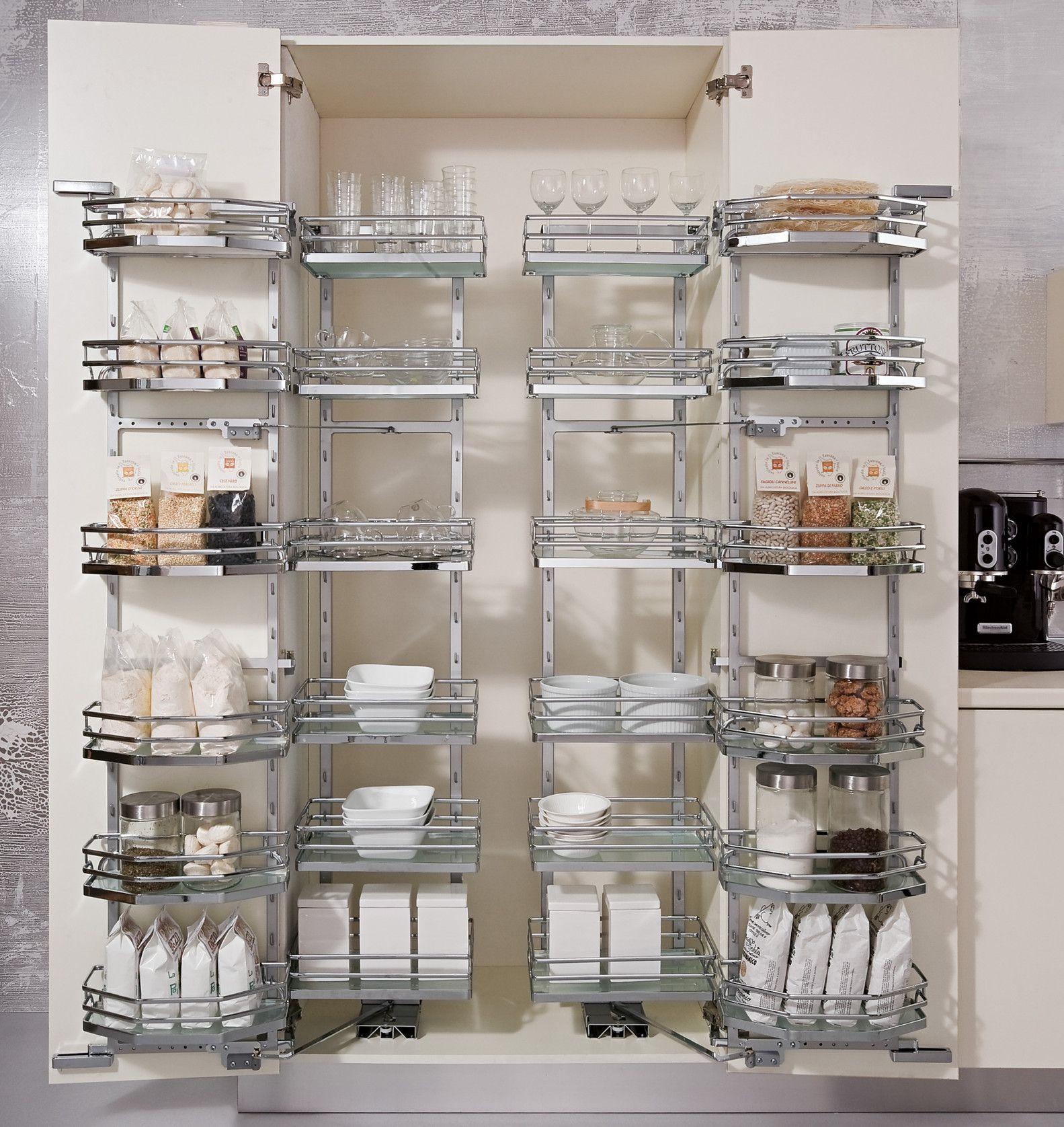 Exceptionnel 70+ Metal Kitchen Pantry Cabinet   Unique Kitchen Backsplash Ideas Check  More At Http: