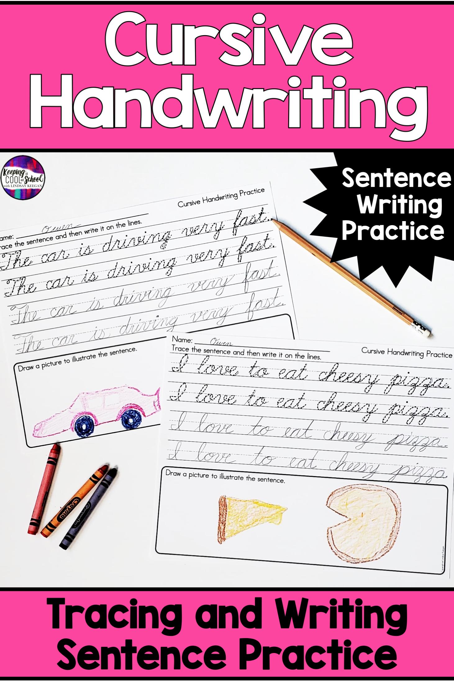 Cursive Sentence Writing Practice Cursive Handwriting Practice Handwriting Practice Sentences Handwriting Practice [ 2193 x 1462 Pixel ]