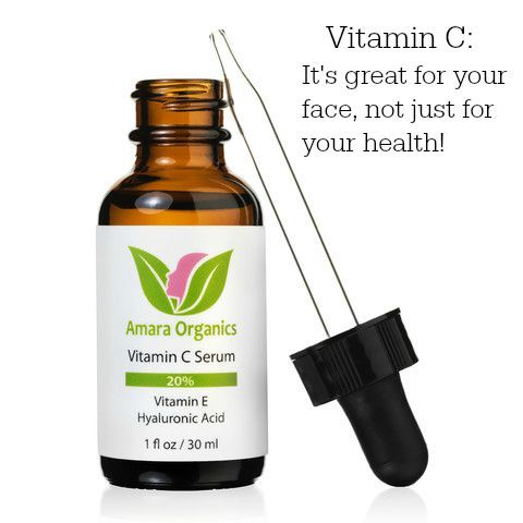 My Daily Fresh Face Routine Product Review Amara Organics Vitamin C Serum For Face Face Routine Organic Vitamins Essential Oils For Kids