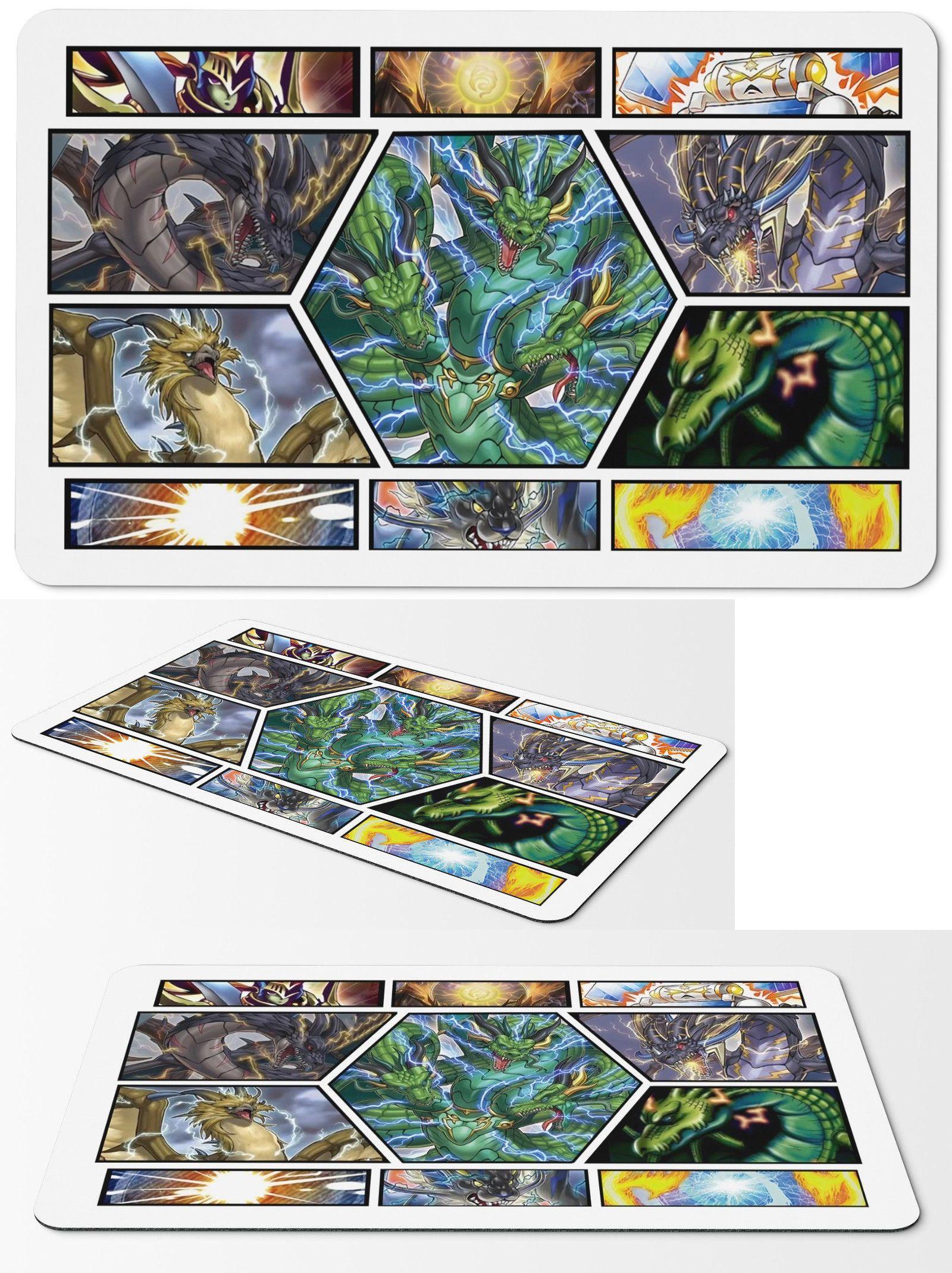 YuGiOh//MTG//VG Trading Card Game Playmat CCG Fantasy Mat Free High Quality Tube