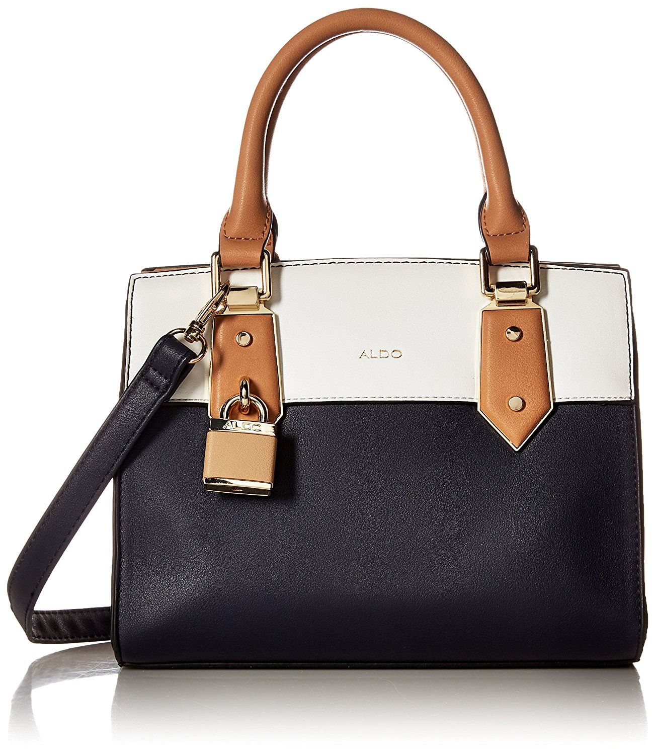 d946edfe174c Aldo Olilidia Beautiful Small Handbag with Shoulder Strap | Saddle ...
