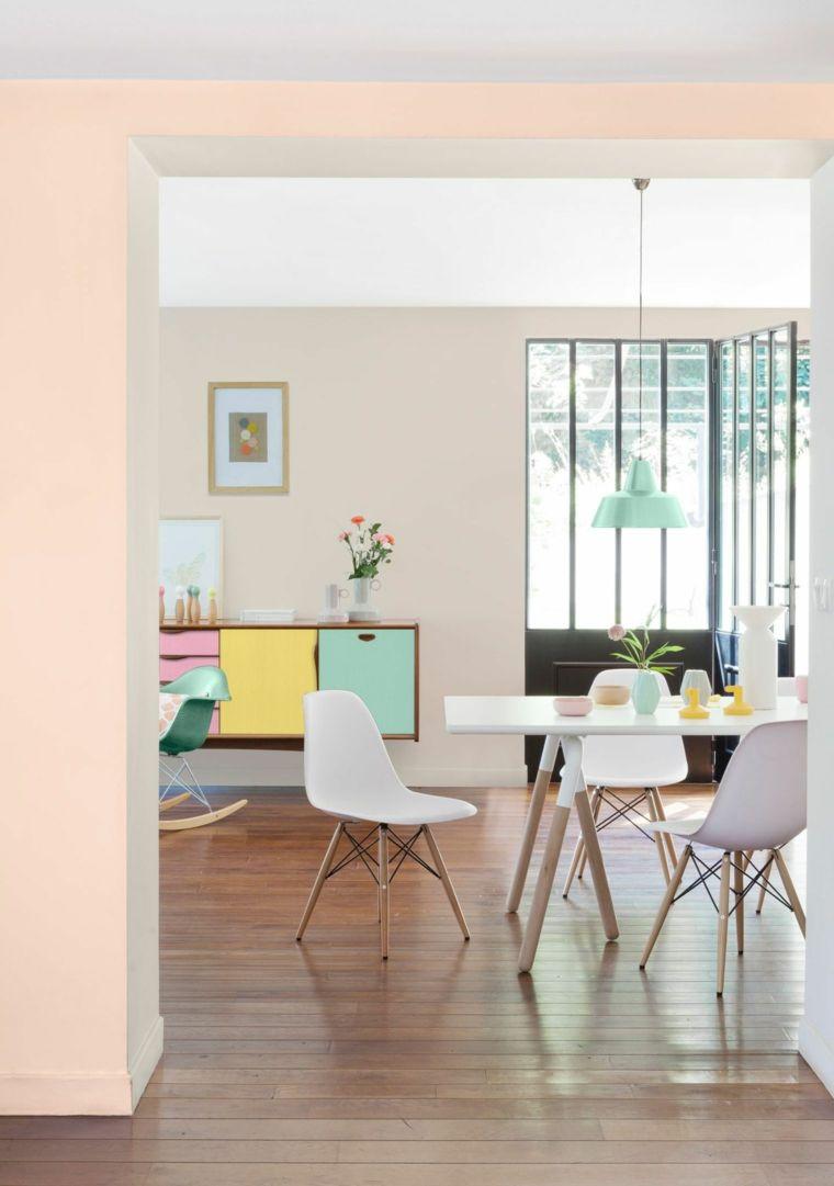 Colores De Moda Para Paredes Nuestras 14 Propuestas Muebles De Colores Decoraciones De Casa Decoracion De Unas