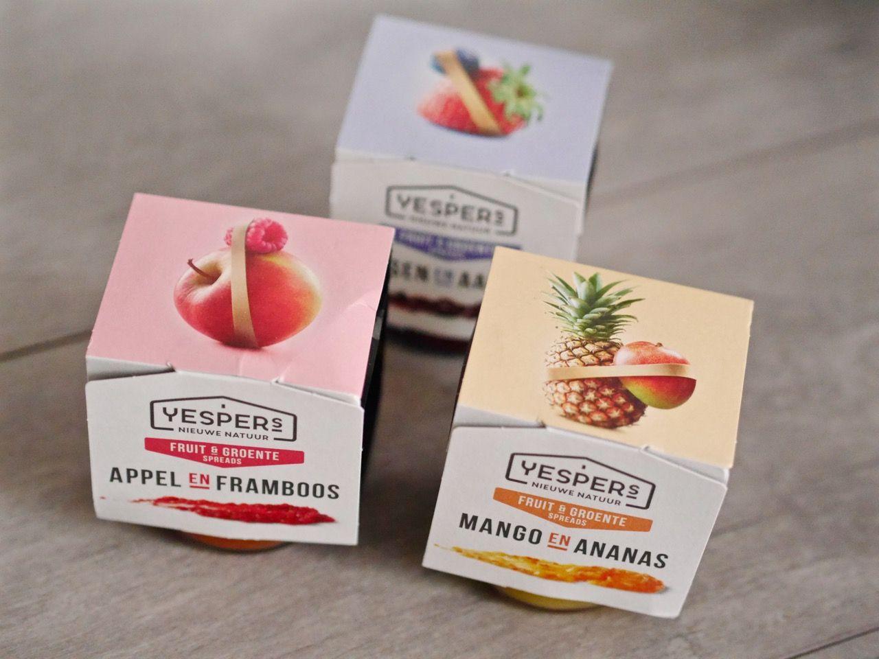 Yespers fruitspread