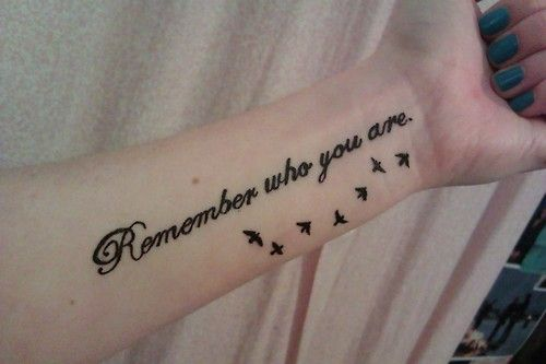 Remember Who You Are Lion King Quote Disney Tattoo Arttattoos3