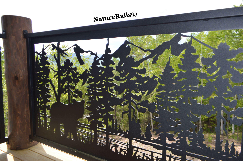 Deck Loft Balcony Railing Railing Design Railing Balcony Railing