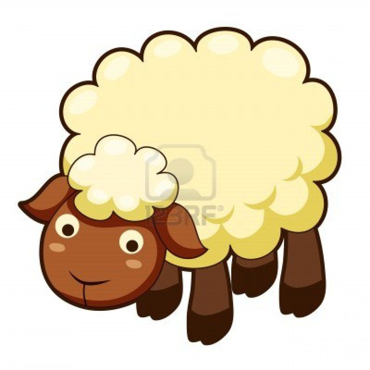 cute sheep images | cute sheep clipart black and white , ipad mini ... for Baby Lamb Clipart  150ifm