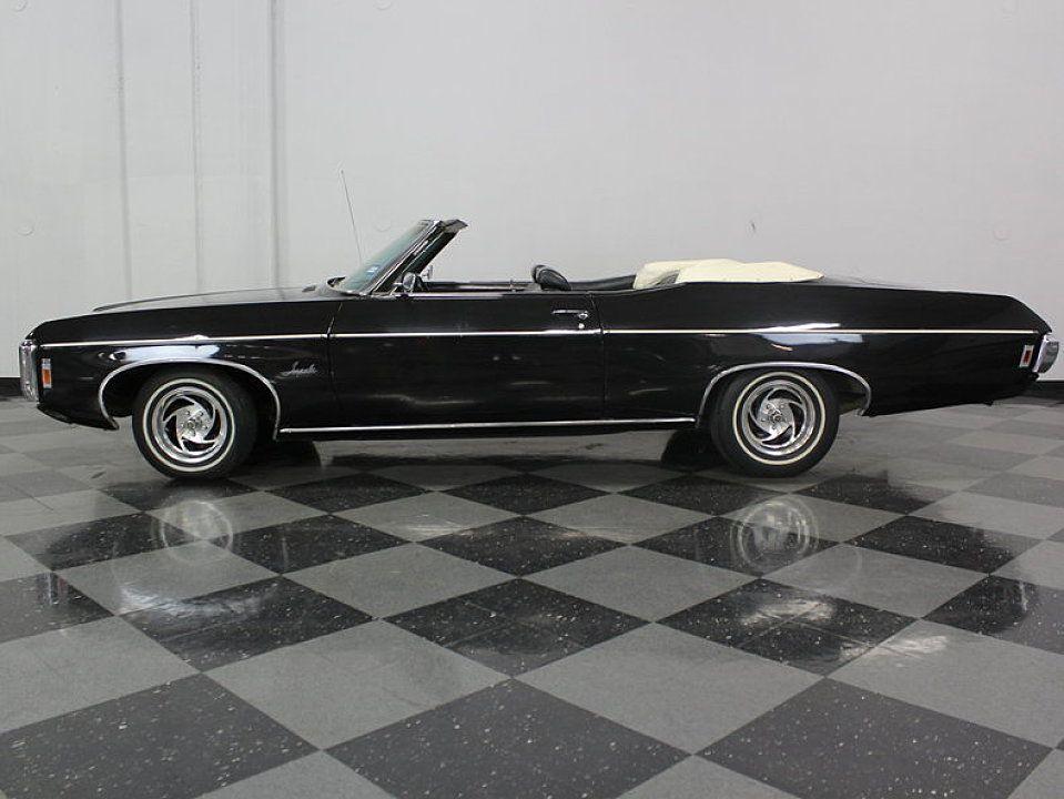 1969 Chevrolet Impala for sale near Fort Worth, Texas 76137 ...