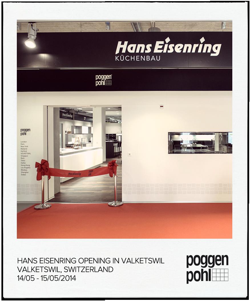 Hans Eisenring Opening in Valketswil, Switzerland