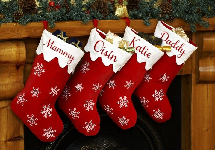 Decorating Ideas Christmas Stocking Designs Christmas Stockings