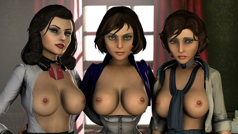 Elizabeth bioshock hot nude something is