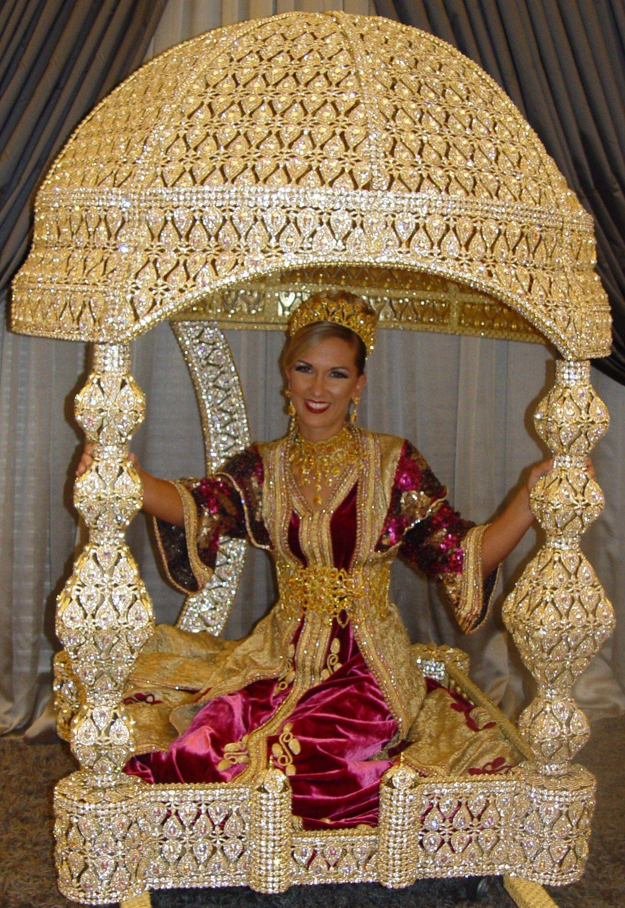 Beautiful Morroccan Amarya For Wedding Moroccan Bride Moroccan Wedding Oriental Wedding