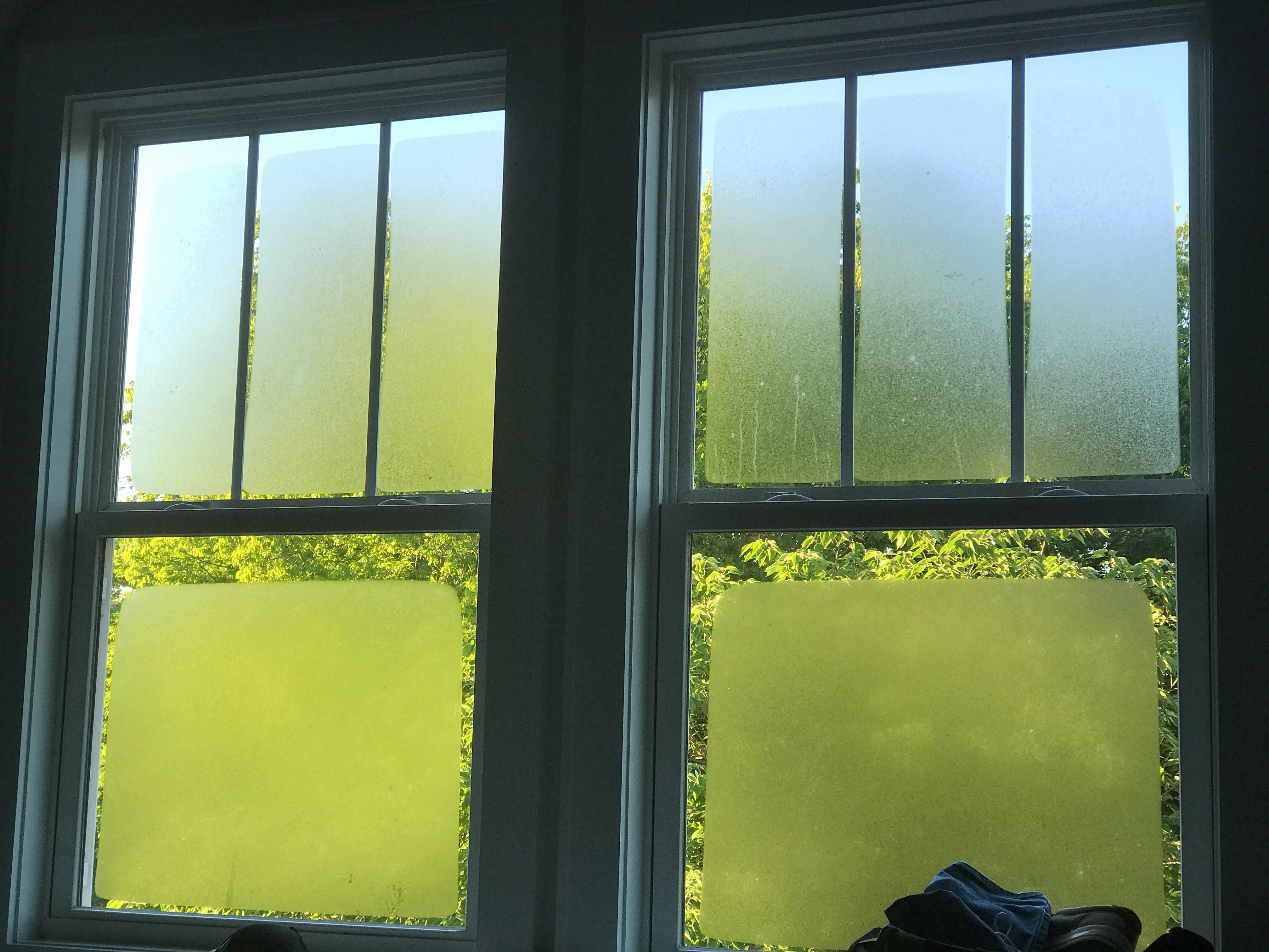 Pop out kitchen window  this strangely satisfying morning window fog iftqfid