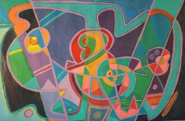 Galerie Ayhan Mentesh | Galerie am Pilz