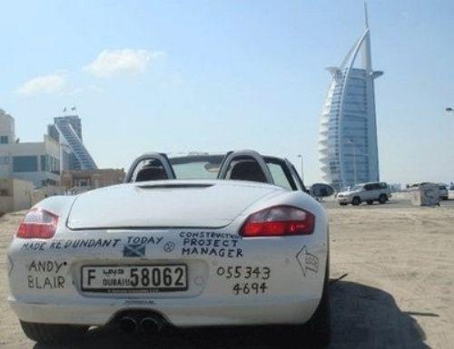 O seu carro de sonho é Dubais lixo (54 Fotos)