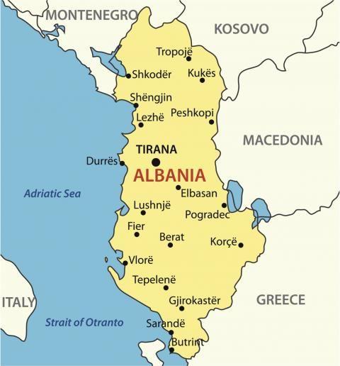 Notre Guide De Voyage Sur L Albanie Guide De Voyage Voyage Albanie