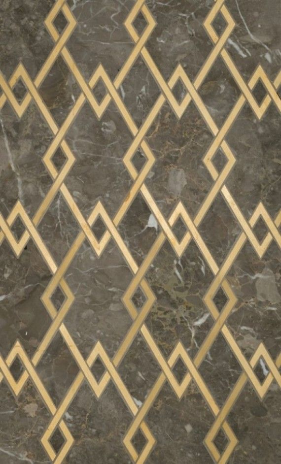 10 Looks To Love Gold Grout Amp Insets Grout Glitter