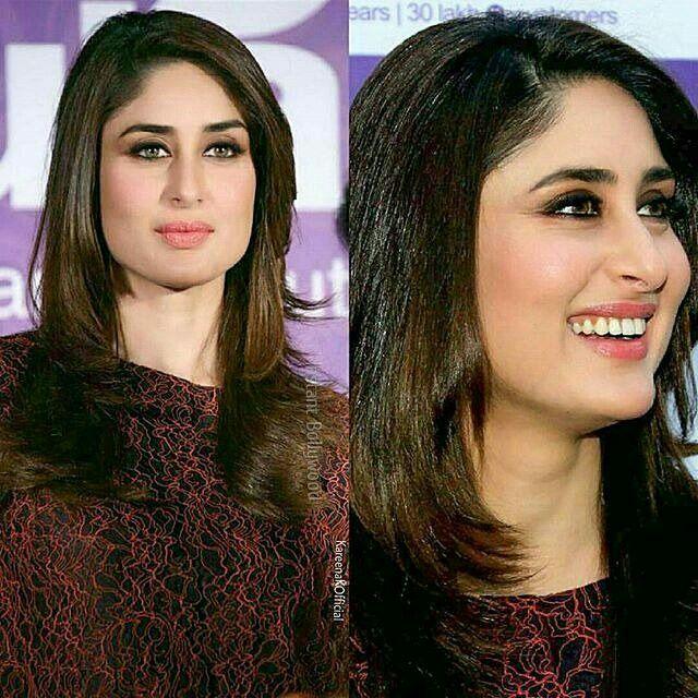 Kareena kapoor Khan | Kareena kapoor hairstyles, Kareena ...