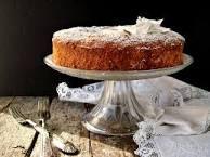 Risultati immagini per torta con okara di mandorle