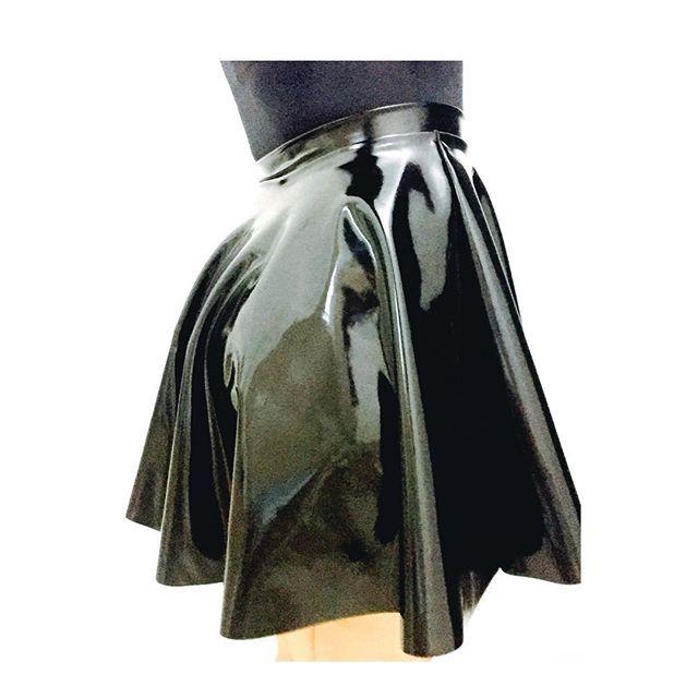 PVC Skater Dress BM - Limited 1