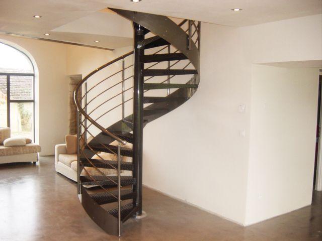 escalier helicoidal pinterest