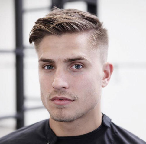 Cute Hairstyles For Men Thin Hair Men Mens Haircuts Short Popular Mens Haircuts