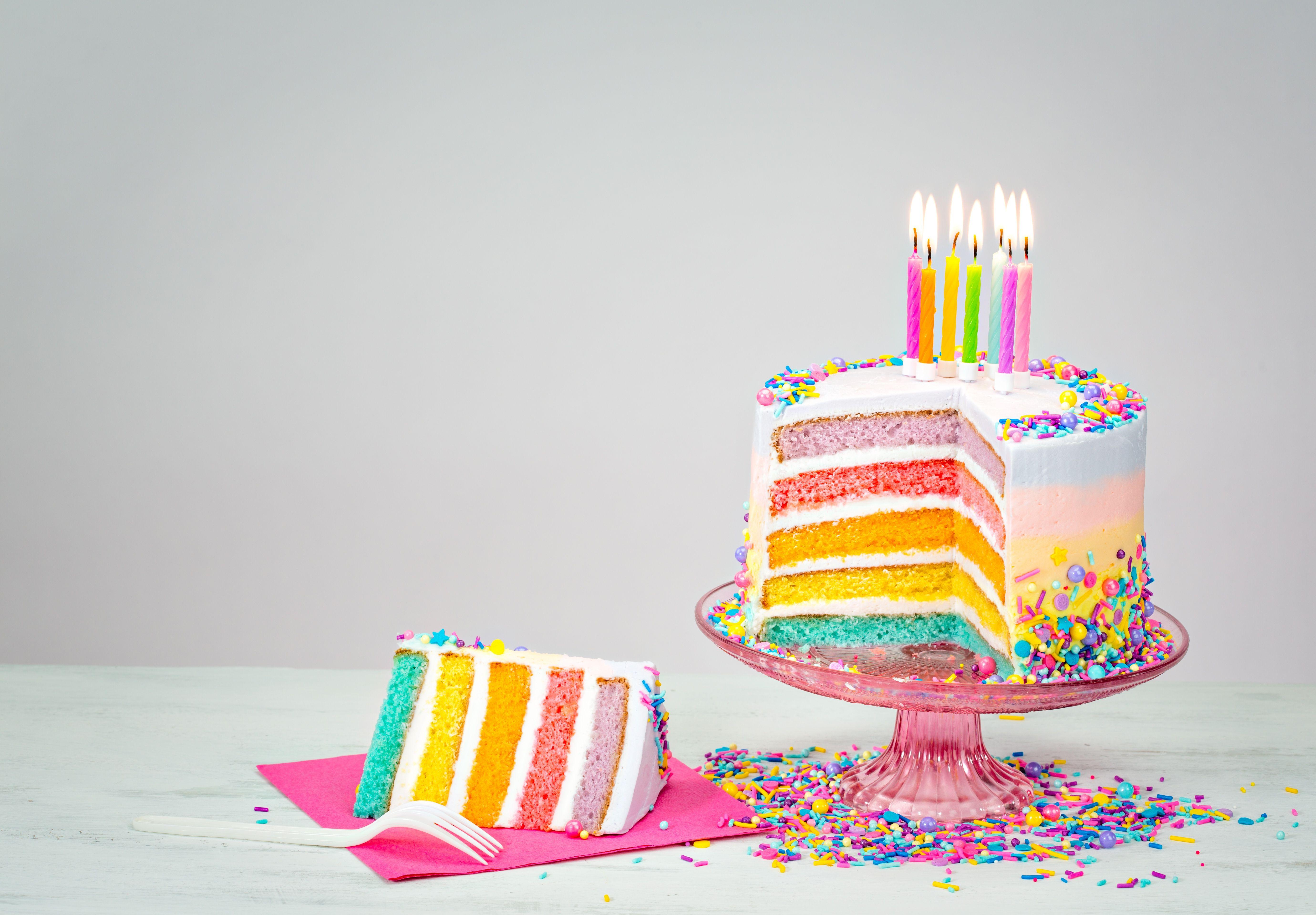 Фон тортика открытка с днем рождения, картинки