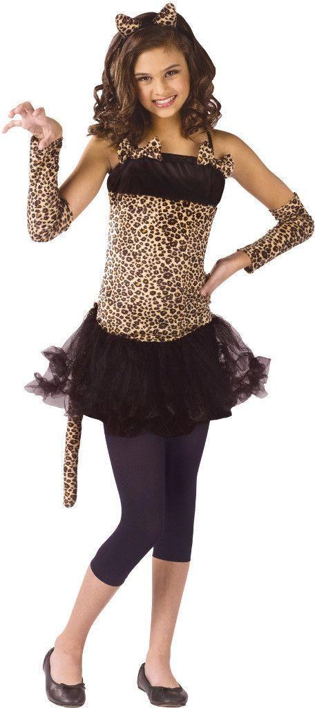 girl\u0027s costume wild cat (fw-02) large Products Pinterest