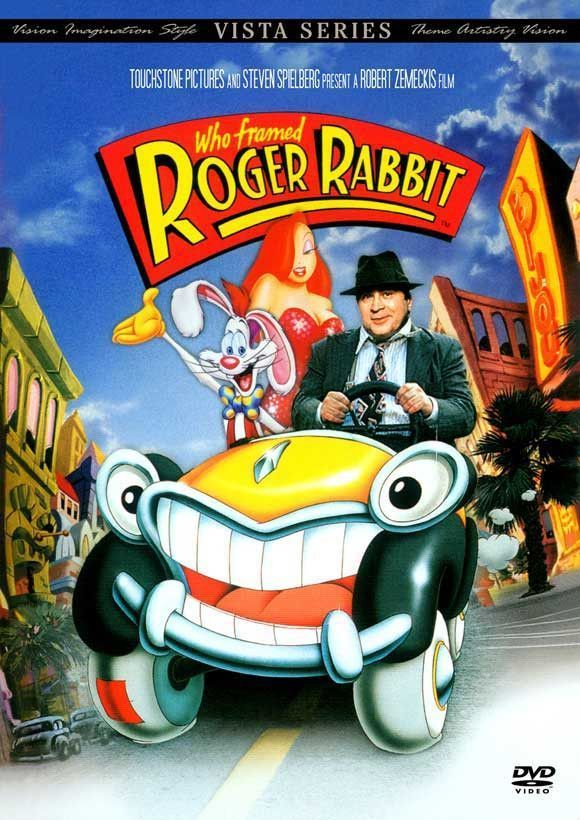 Who Framed Roger Rabbit 2740 Movie Poster 1988 Em 2020 Com