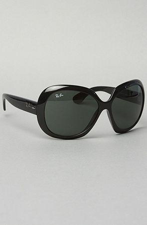 7f77a5ab04033 Ray Ban The Jackie Ohh II Sunglasses in Black   Karmaloop.com - Global  Concrete Culture