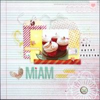 A Project by Marie-Eve17 from our Scrapbooking Gallery originally submitted 06/12/13 at 10:31 AM
