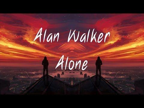 Alan Walker - Alone (Lyrics)【1 Hour Version】 - YouTube