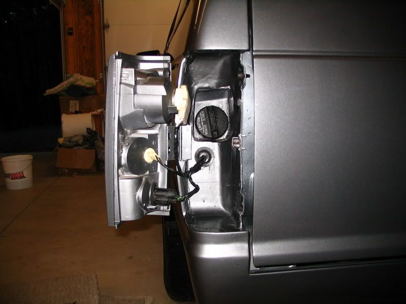 HOW TO Relocate Gas Filler Behind Taillight Page 5