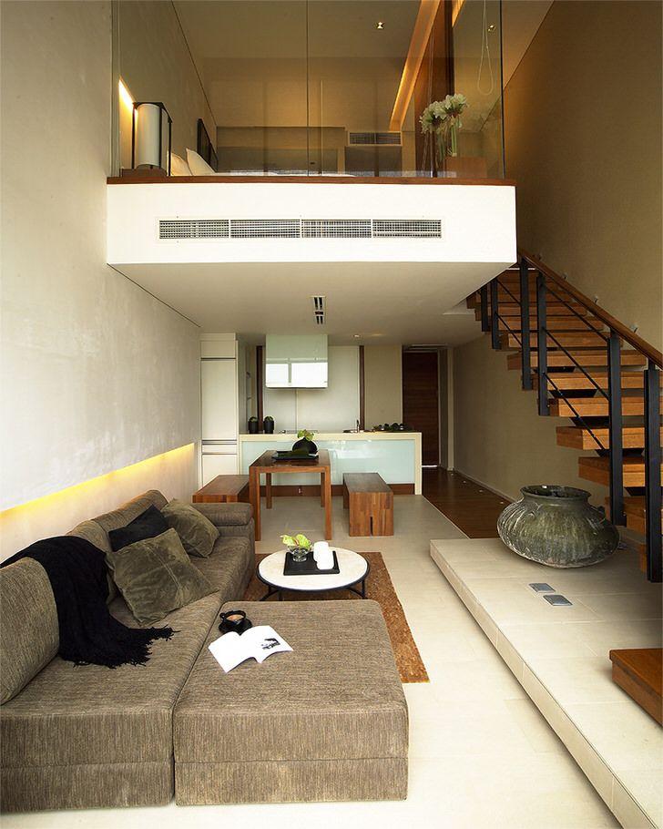 Плюсы многоуровневого жилья
