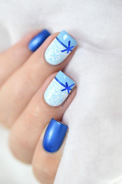 Gorgeous metallic nail art designs that will shimmer and shine you gorgeous metallic nail art designs that will shimmer and shine you up prinsesfo Choice Image