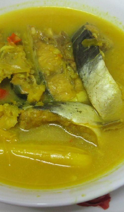 Masakan Ikan Patin Bumbu Kuning Masakan Resep Ikan Resep