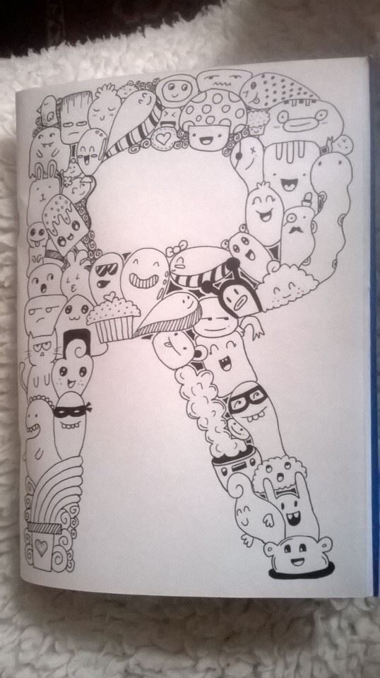 Inspired by Pic Candle Doodles ^_^
