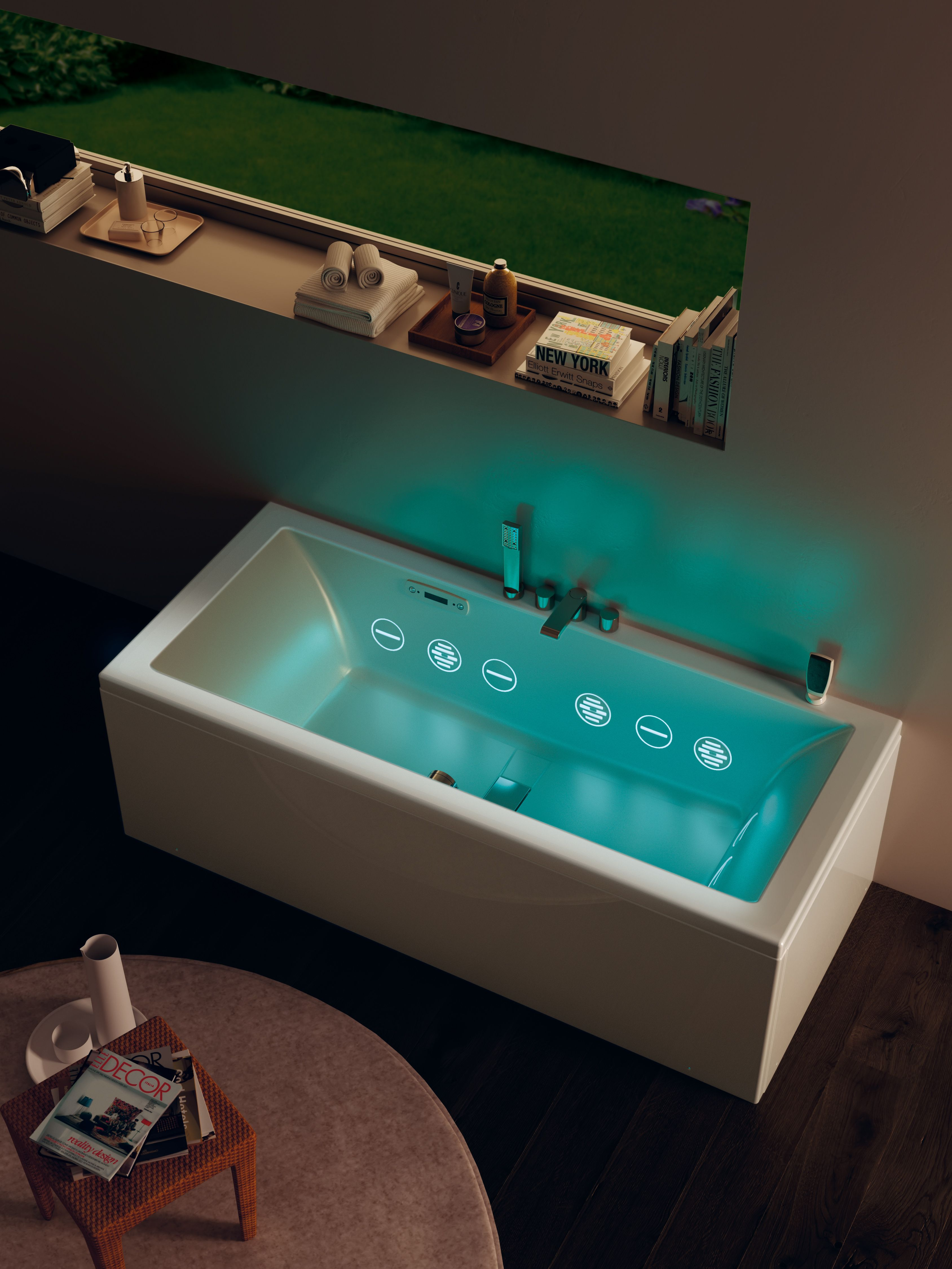 Were You Looking For Bathtubs Discover Wilmotte In The Teuco