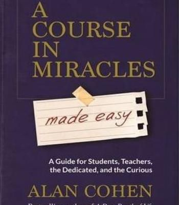 A Course In Miracles Made Easy Pdf Course In Miracles Miracles