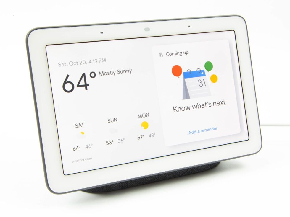 """Google Home Hub review—A """"Minimum Viable Product"""" with"""