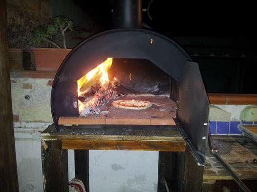 Barrel oven reloded en 2019 horno de le a hornos para - Hornos de lena metalicos ...